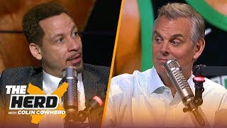 Rockets shouldn't blame officiating for their Game 1 loss to Warriors - Broussard   NBA   THE HERD