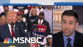 Revealed: Trump Aide's Leaked Emails Show Alleged Bribery Plot | The Beat With Ari Melber | MSNBC
