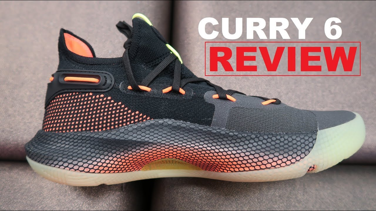 more photos e88b2 887ae UNDER ARMOUR STEPH CURRY 6 FOX THEATER SNEAKER DETAILED LOOK REVIEW #nba  #stephcurry