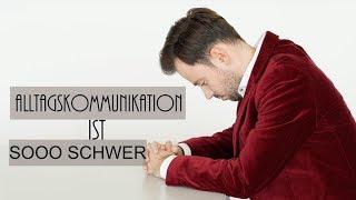 Gambar cover Warum ist die Alltagskommunikation so schwer?