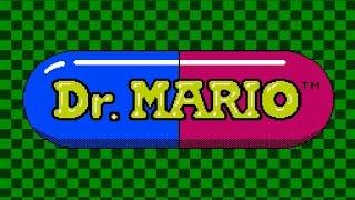 Dr. Mario (Nintendo, 1990) - NES Gameplay HD