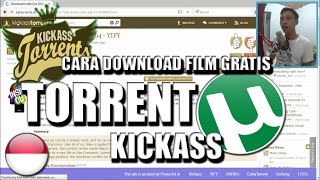 Cara Download Film Gratis Dengan TORRENT ft. KICKASS(, 2016-01-15T16:20:53.000Z)