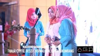 Thalia Cotto, Dessy Hermalinda, Cinta Sikumbang - Trio AGP