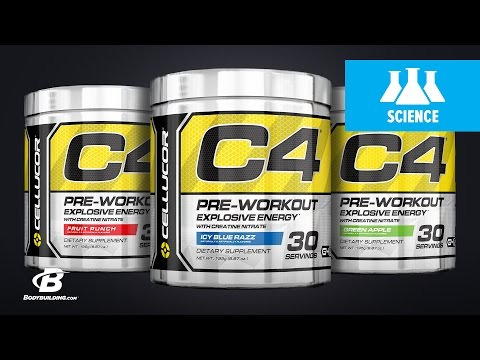 Cellucor C4 Pre-Workout | Science-Based Overview
