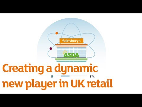 Creating a dynamic new player in UK retail | Sainsbury's