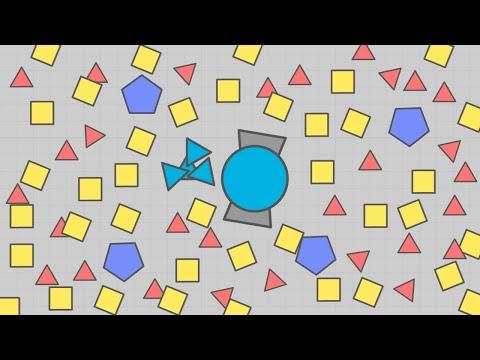 10000000% KARMA - Diep.io Maze