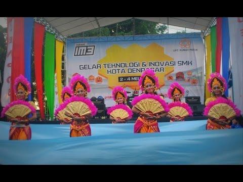 Tari Kontemporer SMK Kesehatan Bali Medika Denpasar