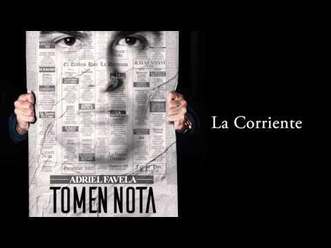 Adriel Favela - La Corriente  (Disco Tomen Nota)