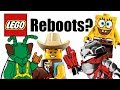 Which LEGO Theme Would I Reboot?