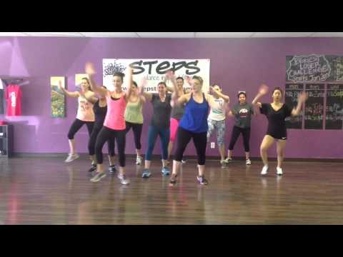 Timber (feat Ke$ha)- Pitbull – Steps Dance Inspired Fitness