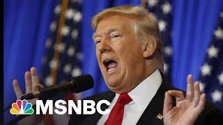 Trump's Legal Storm: Key Money Man Speaks To Grand Jury