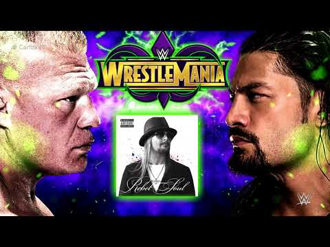 WWE WrestleMania 34 3rd Official Theme Song - ''Celebrate'' with Arena Effects