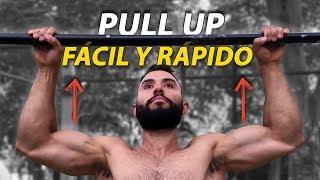 ¿No puedes hacer Pull ups (Dominadas)? ¡HAZ ESTO! | 5 mejores ejercicios + RUTINA