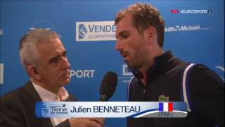 Finale Internationaux de tennis de Vendée 2016