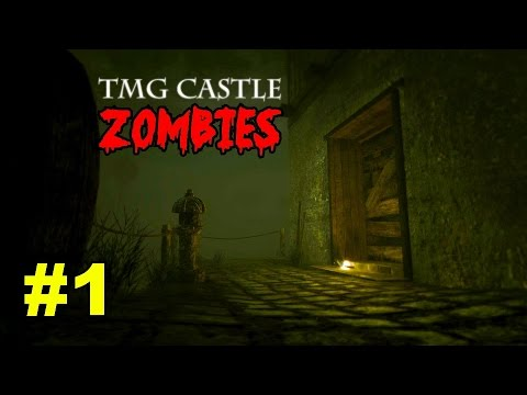 TMG Castle ZOMBIES: BEST Mod Out There!· Call of Duty World at War ...