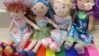 vuclip Somewhere Over The Rainbow Song with Groovy Girls!