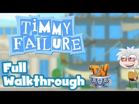★ Poptropica: Timmy Failure Island Walkthrough ★
