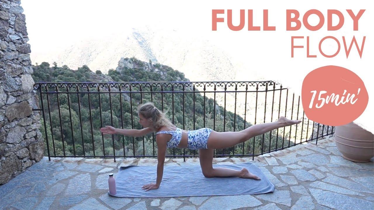 Séance de Yofit : Full Body Flow de 15 minutes !