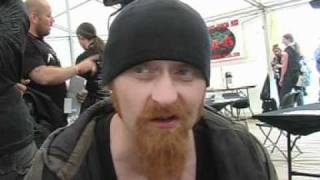 Achren interviewed at Bloodstock 2011