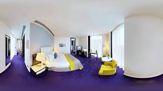 Stay at The Marker Hotel: 360° view of our Presidential Suite