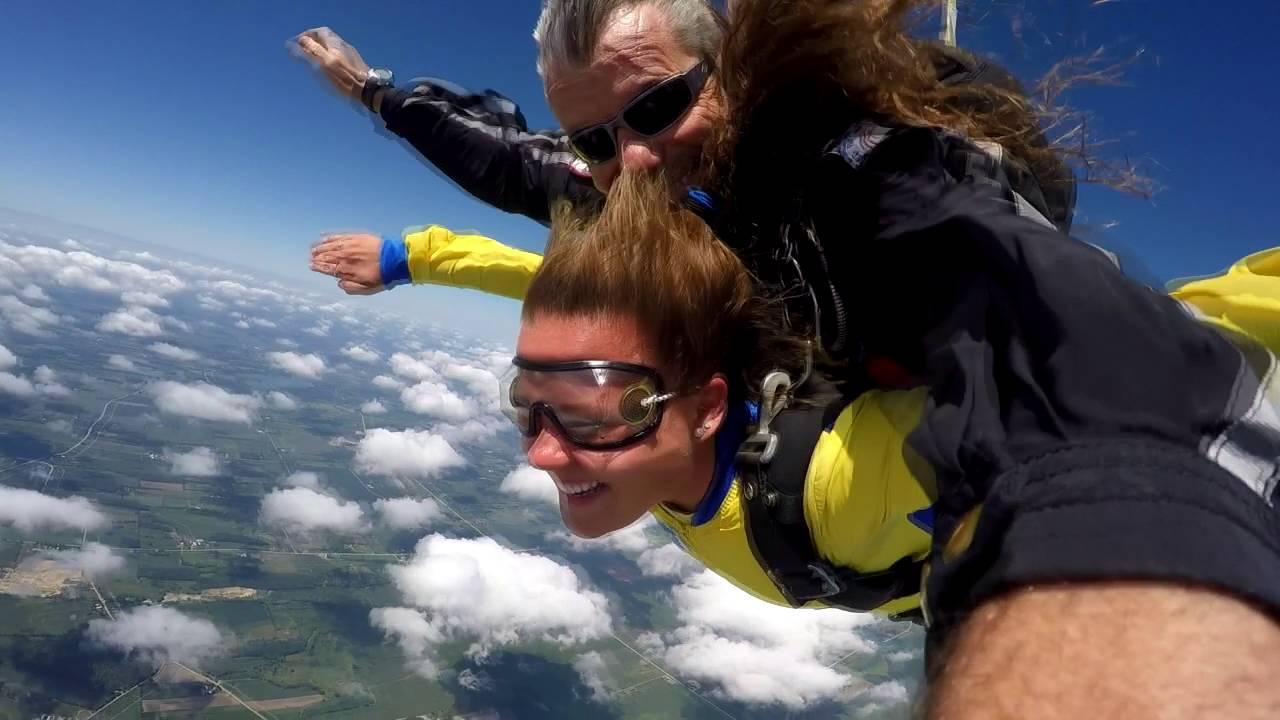 Skydiving FAQ   Tandem Skydiving FAQs   Wisconsin Skydiving