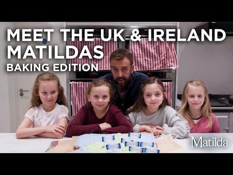 Meet The Matildas | UK & Ireland Tour | Matilda The Musical