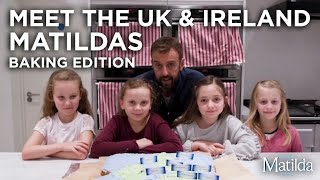 Meet The Matildas | UK & Ireland Tour | Matilda The Musical
