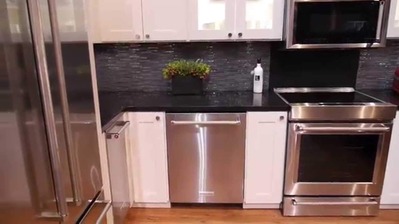 kitchen aid appliance ikea kitchens cabinets kitchenaid s lead designer shows off new appliances youtube