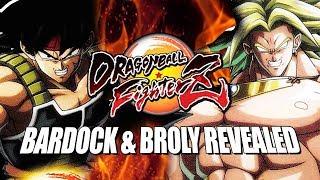 BARDOCK & BROLY REVEALED: DragonBall FighterZ - DLC Pack 1