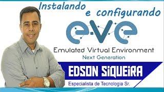 Instalando e Configurando EVE-NG