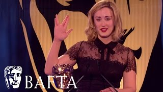 Ashley Johnson wins for Best Performer in The Last of Us | BAFTA Games Awards 2015