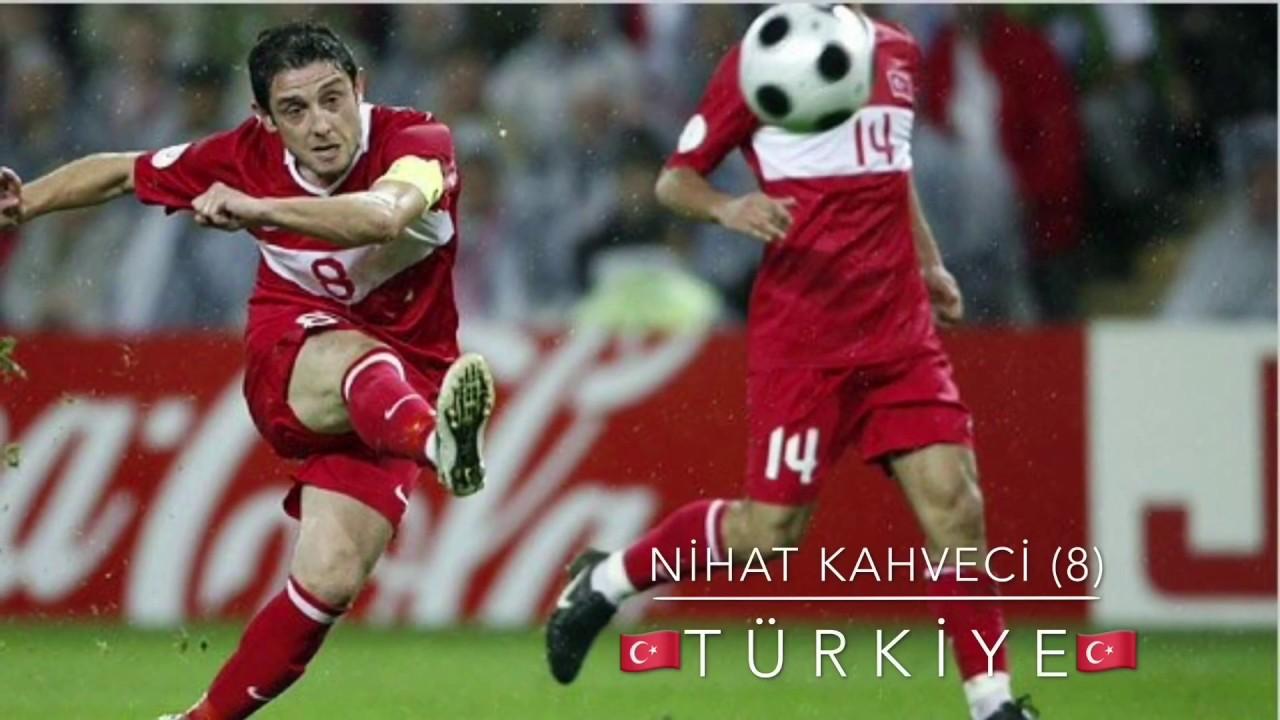 Nihat Kahveci (15) Real Sociedad - YouTube