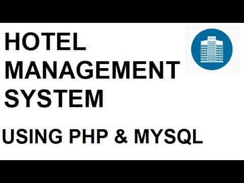 Hotel Management System Using MySQL - Part 1 Creating Database And Table