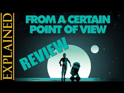 From a Certain Point of View is SO MUCH FUN - Book Review