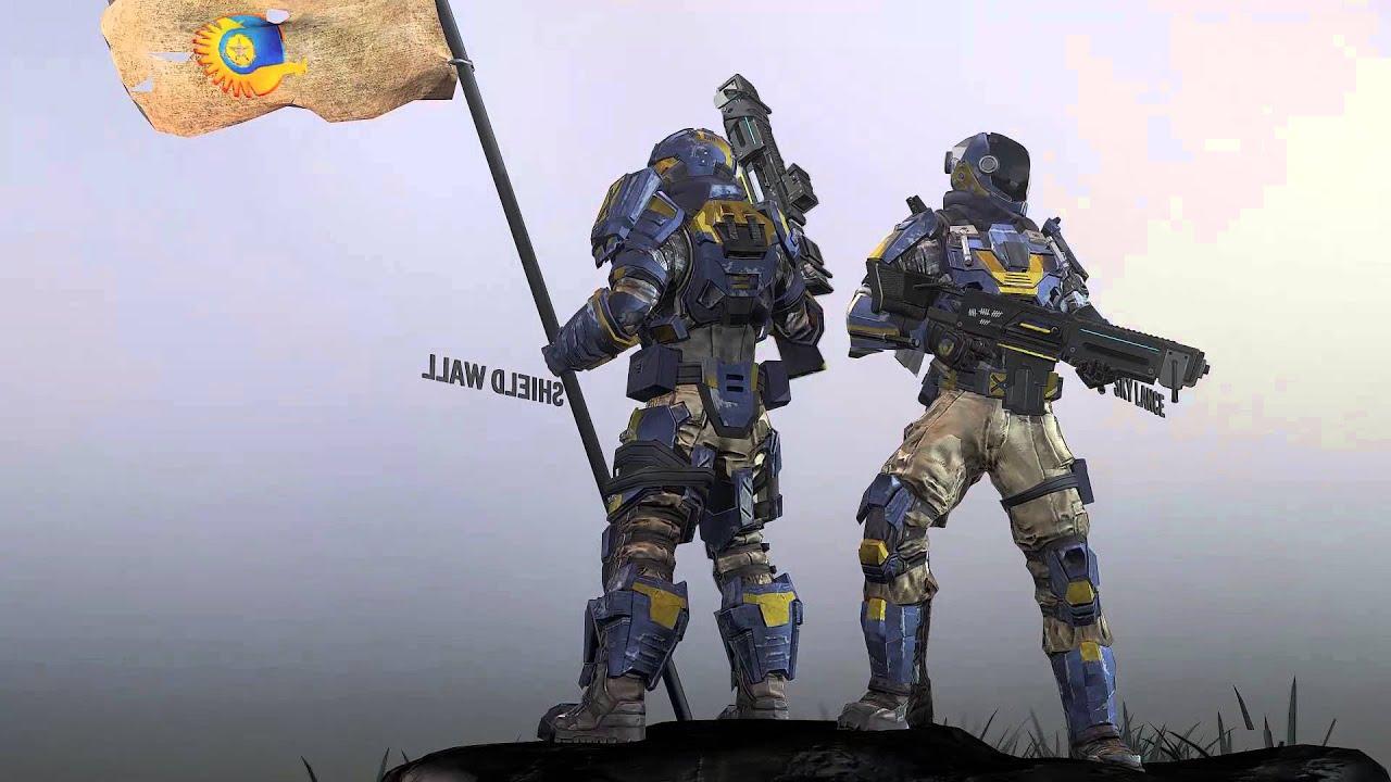 planetside 2 nc armor ha la youtube