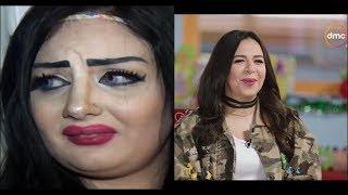ألوان الوطن| بالفيديو| إيمي سمير غانم تُقلد بطلة «ركبني المرجيحة»: انبهرت بصوتها