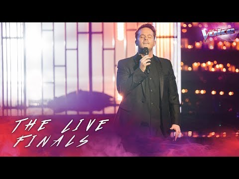 Ben Clark sings The Prayer   The Voice Australia 2018
