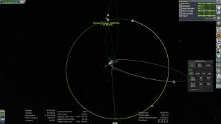 Kerbal Space Program RO Sandbox - New Glenn Lunar Capabilities 2