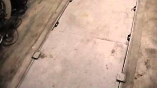 Tornado Shelter Series part 1  ( in garage shelter part 1 ) Moore, Ok