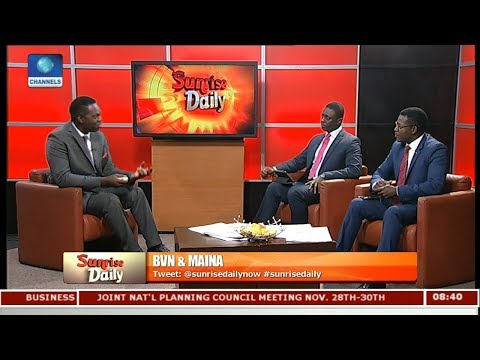 Maina Question: Analyst Berates Security Agencies For High Level Inefficiency Pt.1 |Sunrise Daily|