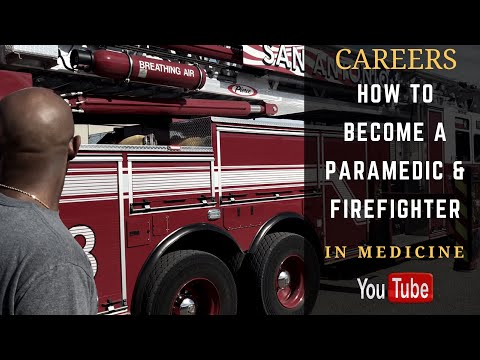 How To Become a Paramedic | Day to Day Life of a Firefighter!