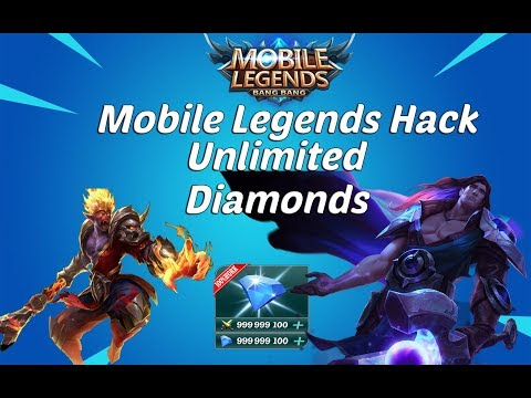Hack Mobile Legends Diamonds 2019 [iOS/Android] - Mobile Legends Hacker | Mod Mobile Legends