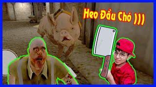 ThắnG Tê Tê Làm Thịt Pet Mới Của Ông Mặt Lợn Mr Meat