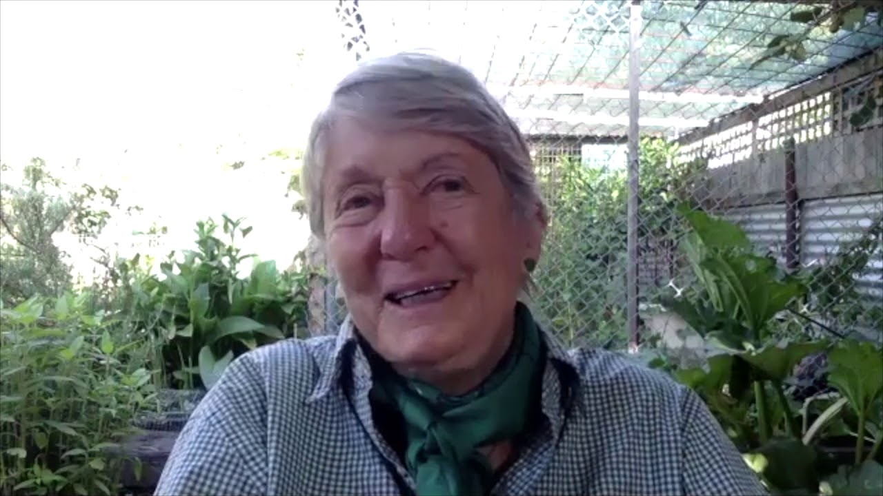 Rosemary Morrow | Permaculture For Refugees