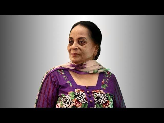 A tribute to Zaheen Tahira I Arts Council of Pakistan Karachi I ACPKHI