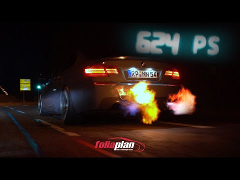 FLAME SPITTING 600hp