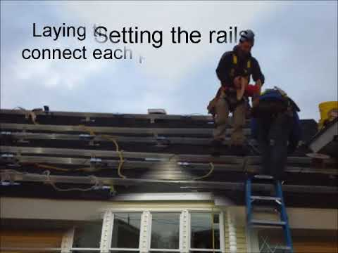 Seymour Solar Panel Installation