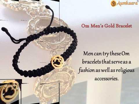 5 Designs of Spiritual Gold Bracelets for Men