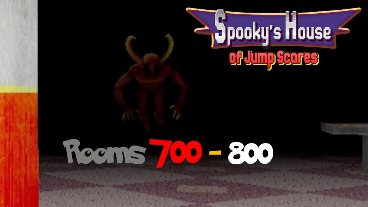 How To Skip Rooms In Spooky S House Of Jumpscares