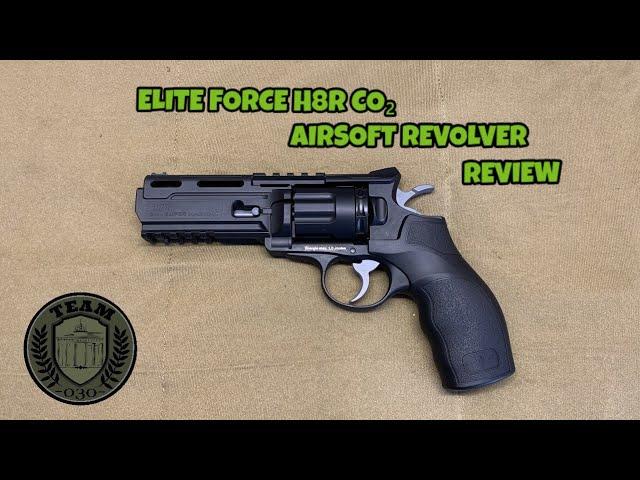 [REVIEW] ELITE FORCE/WinGun H8R CO₂ NBB REVOLVER